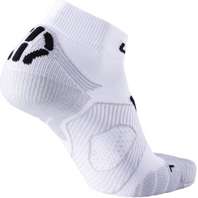 UYN Run Super Fast Socks Men White/Black